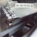 "Filter Belt 25"" SF-7 60 Micron"