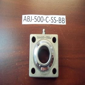 "Breader Bearing 1""Bore 4 bolt"